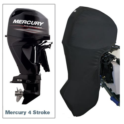 Mercury outboard motor full covers for Best way to store an outboard motor