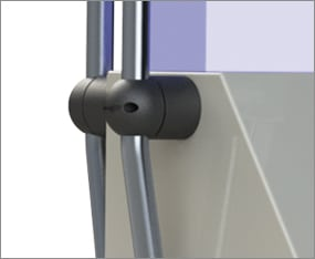 Details about Boat T-Top 55''- 79'' Retractable Height